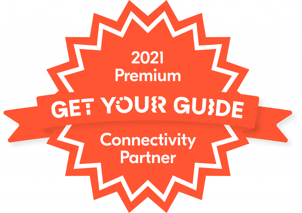 Get You Guide Connectivity Partner